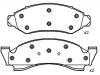 Brake Pad Set:E0TZ-2001-B