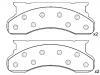 Brake Pad Set:E4TZ-2001-B