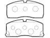 Pastillas de freno Brake Pad Set:04491-87720